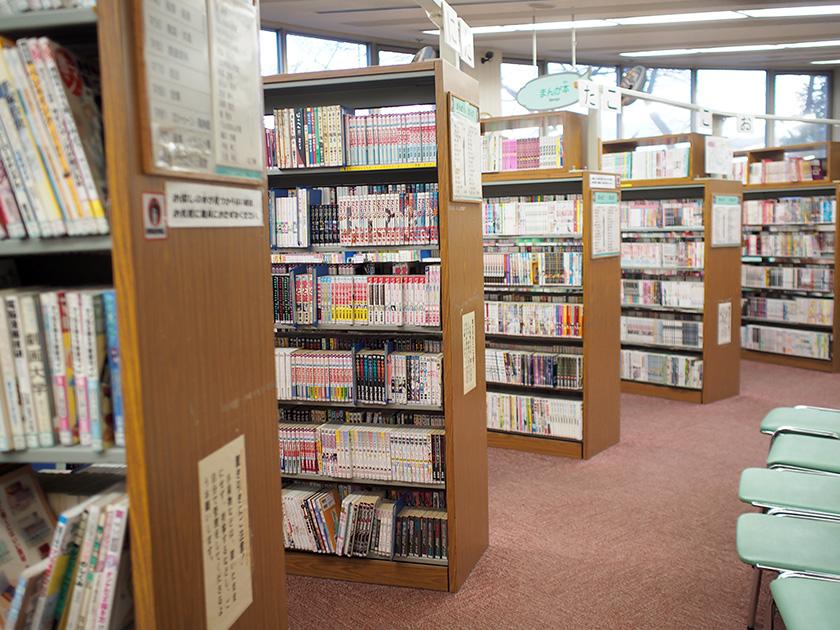 広島市まんが図書館 クチコミ