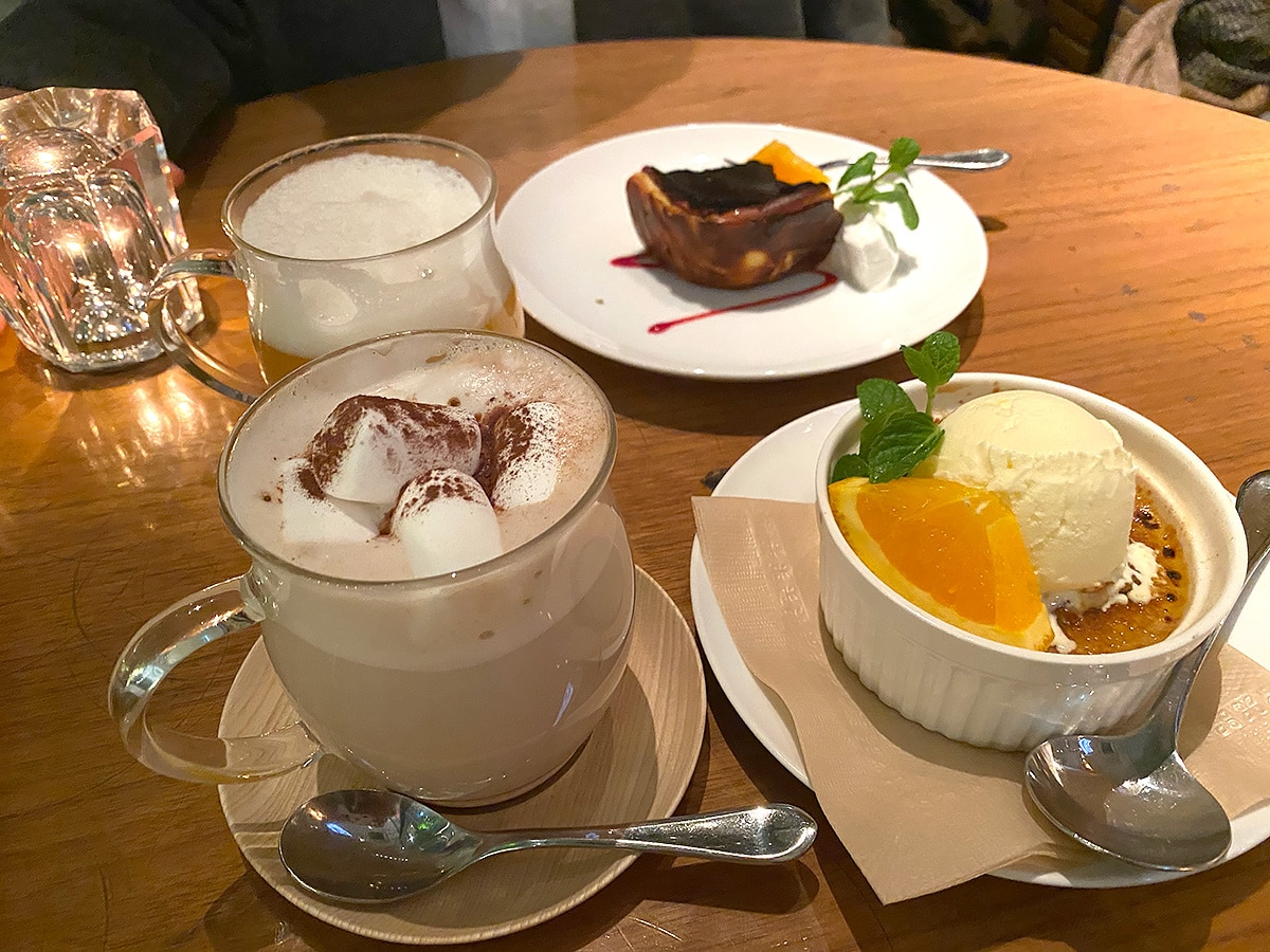 広島 夜 カフェ